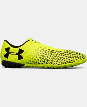 Men's UA CF Force 3.0 Turf Soccer Shoes  2  Colors $38.99 to $48.74