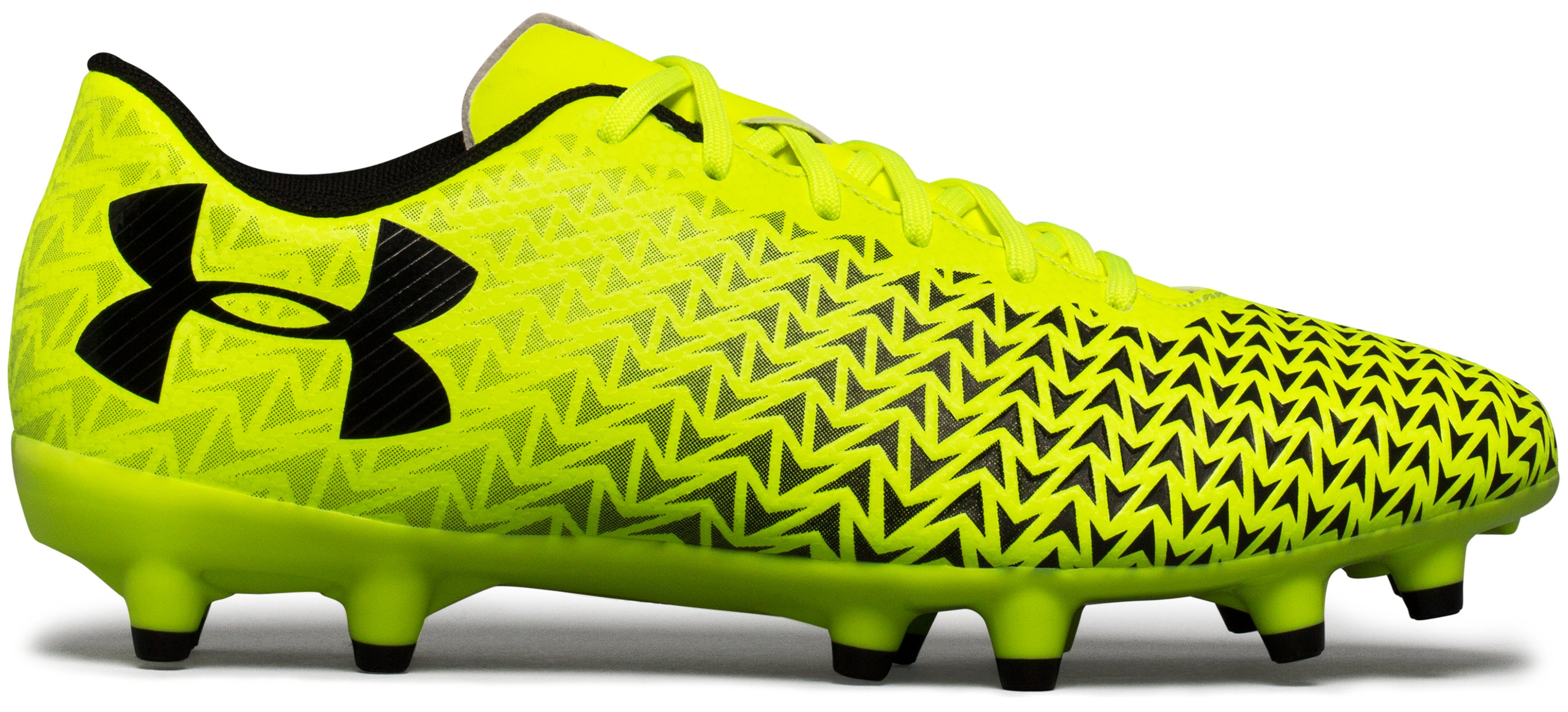 Boys' UA CF Force 3.0 FG Jr. Soccer Cleats 1 Color $29.99