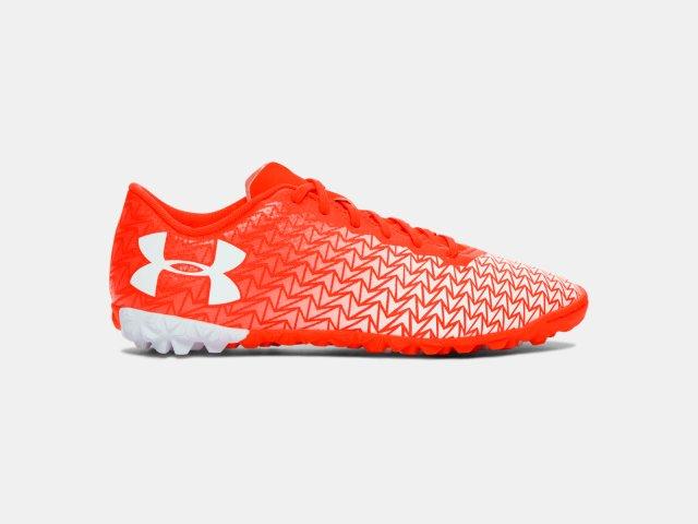e45bbbdc96490 Zapato para Futbol UA CD Force 3.0 Turf Jr. para Niño