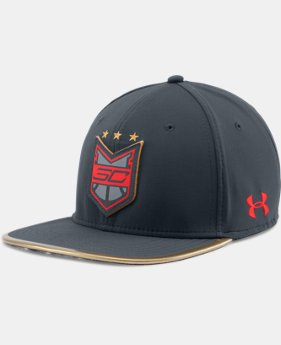 Men's SC30 Crest Snapback Cap  1 Color $39.99