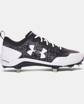 Men's UA Heater Low ST Baseball Cleats  1 Color $84.99