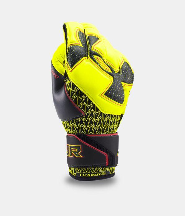 Nike Batting Gloves Canada: Men's UA Desafio Pro Soccer Gloves