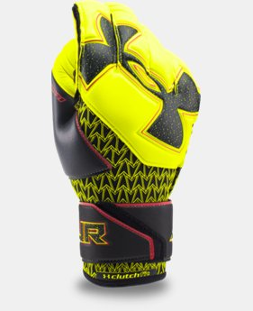 Men's UA Desafio Soccer Gloves  1  Color Available $35.99