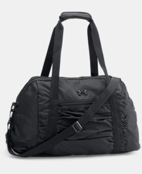 UA The Works Gym Bag  2 Colors $79.99