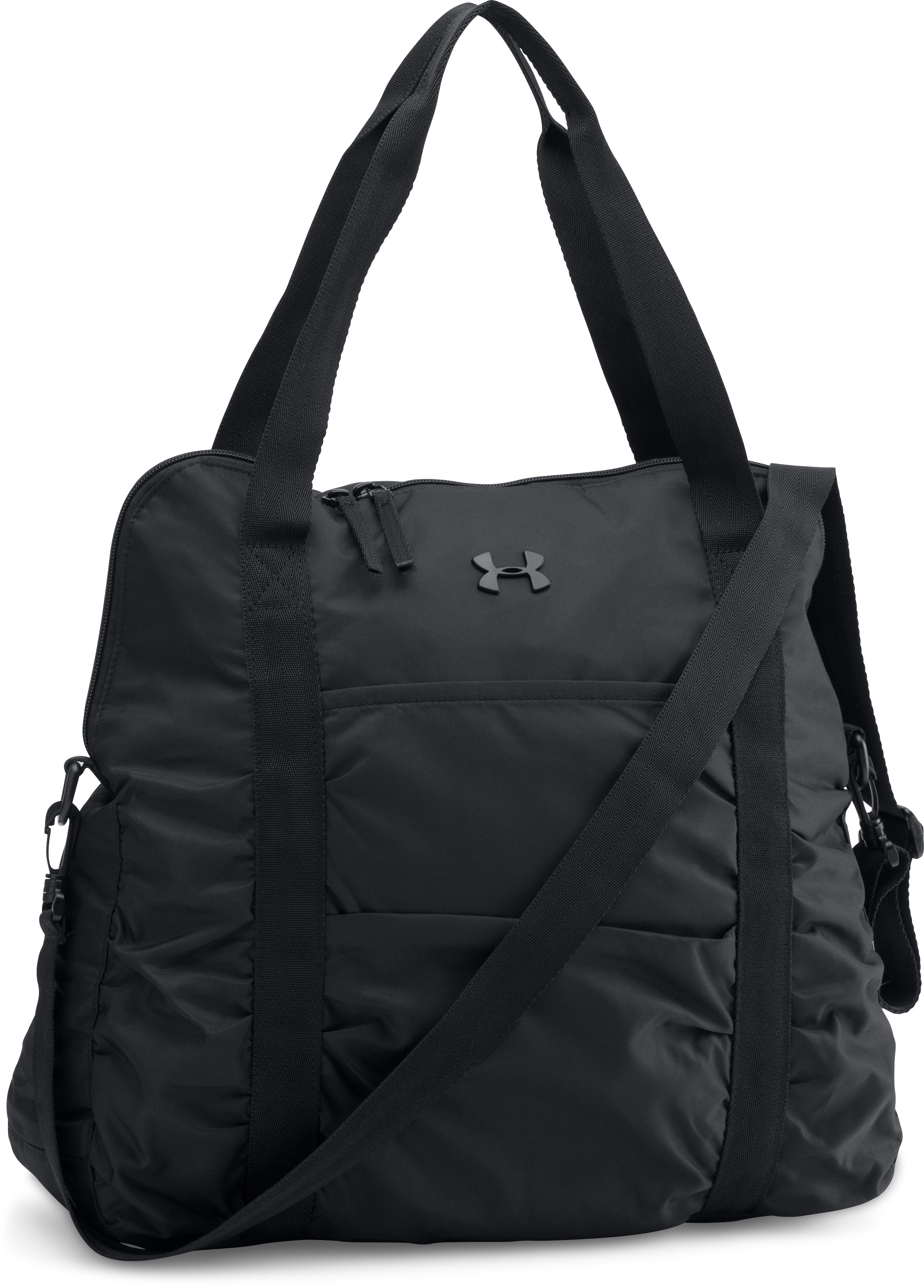 Women's UA The Works Tote, Black , zoomed image