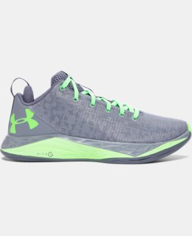 Boys' Grade School UA Fireshot Low Basketball Shoes
