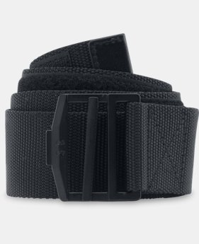 New to Outlet Men's UA Tactical Belt  1 Color $27.99