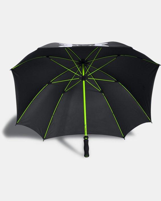 UA Golf Umbrella - Single Canopy, Black, pdpMainDesktop image number 1