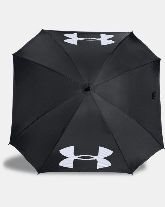 UA Golf Umbrella - Single Canopy, Black, pdpMainDesktop image number 2