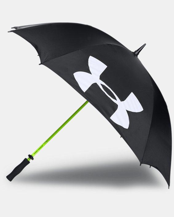 UA Golf Umbrella - Single Canopy, Black, pdpMainDesktop image number 3