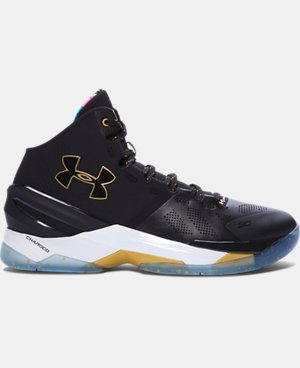 Men's UA Curry Two Limited Edition Basketball Shoes  1 Color $159.99