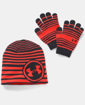 New to Outlet Kids' UA Beanie & Glove Combo Pack   $13.49 to $17.24