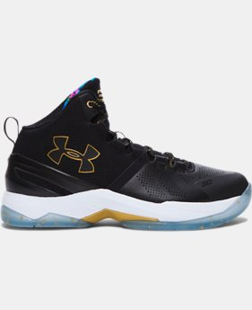Boys' Grade School UA Curry Two Limited Edition Basketball Shoes