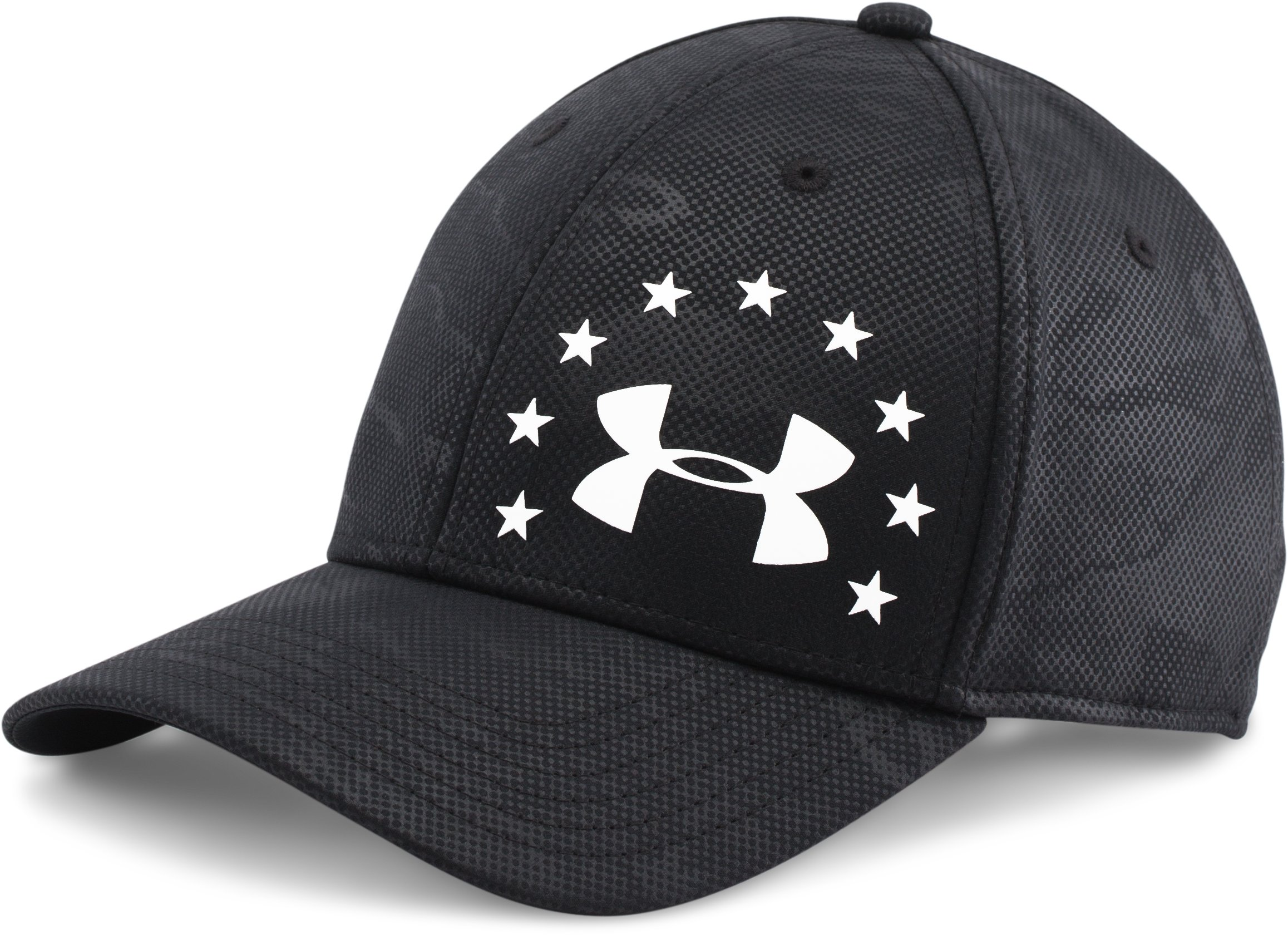 Men's UA Freedom Low Crown Cap, Black