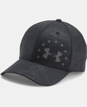 Men's UA Freedom Low Crown Cap  1 Color $29.99