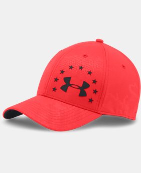 Men's UA Freedom Low Crown Cap  1 Color $22.99