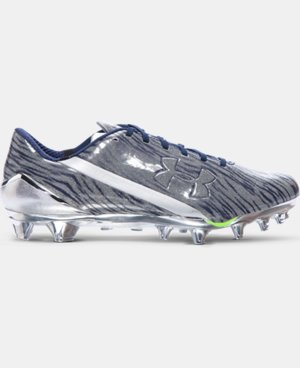 Men's UA Spotlight Football Cleats  6 Colors $109.99