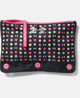 Best Seller Girls' UA Pencil Case  2 Colors $14.99