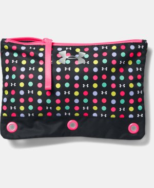Girls' UA Pencil Case LIMITED TIME: FREE U.S. SHIPPING 1 Color $14.99