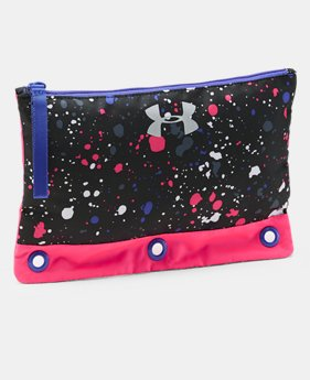 Girls' UA Pencil Case  1  Color Available $8.99