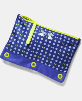 Girls' UA Pencil Case LIMITED TIME: FREE U.S. SHIPPING 1 Color $11.99