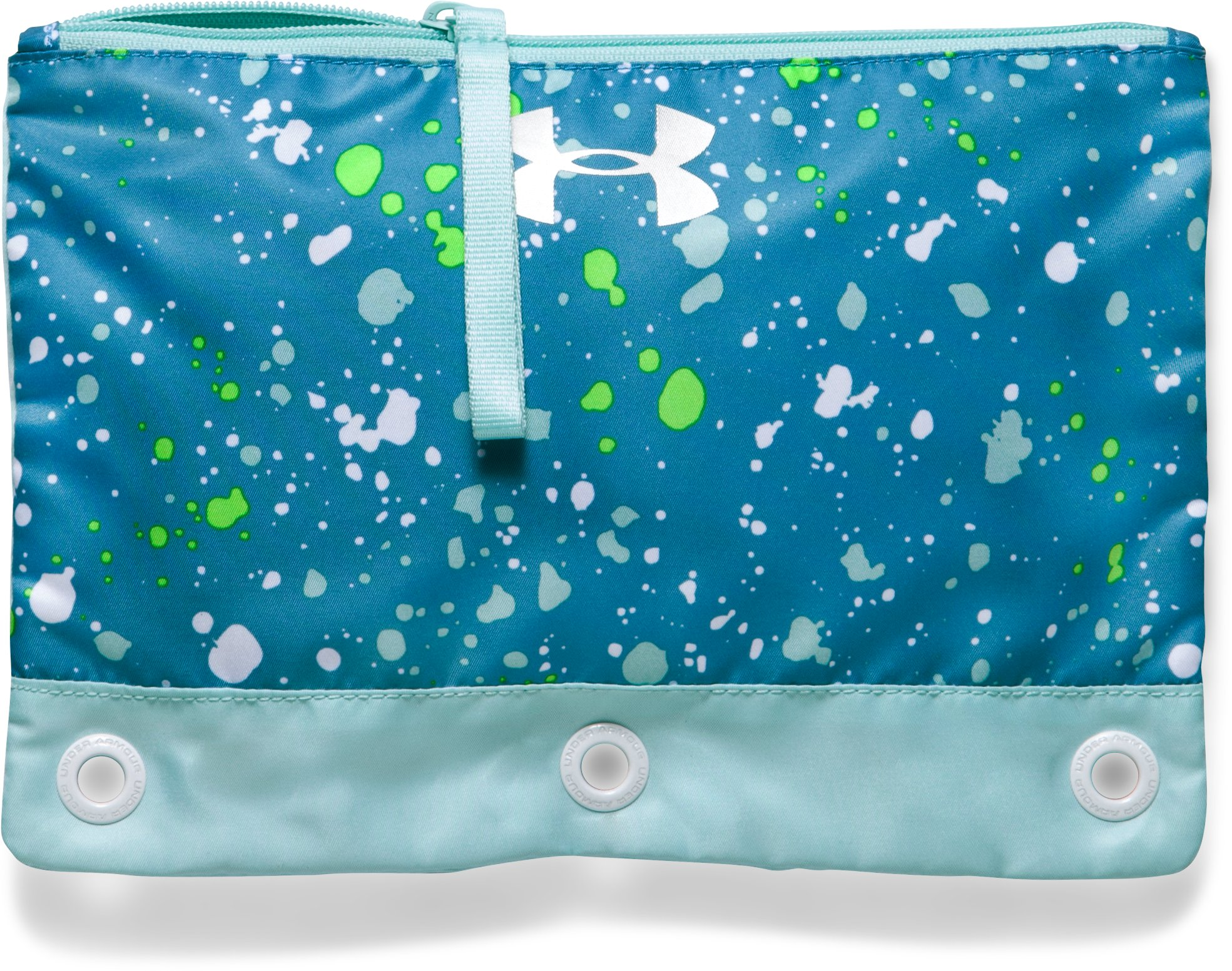 Girls' UA Pencil Case, BLUE SHIFT