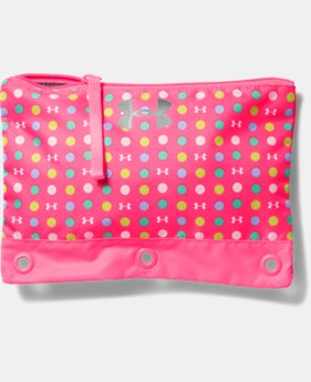 Best Seller Girls' UA Pencil Case   $14.99