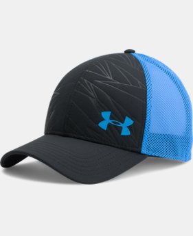 Men's UA Neon Trucker Cap