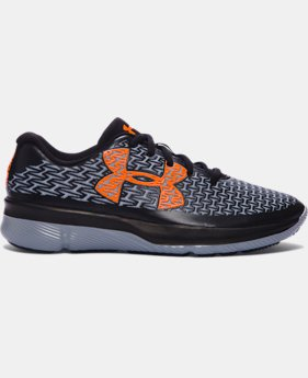 Best Seller Boys' Grade School UA ClutchFit® RebelSpeed Running Shoes  1  Color Available $74.99