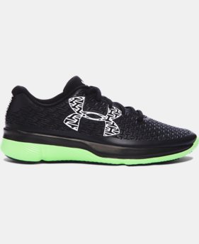 Boys' Grade School UA ClutchFit® RebelSpeed Running Shoes  4 Colors $74.99