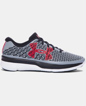 Boys' Grade School UA ClutchFit® RebelSpeed Running Shoes