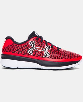 Boys' Grade School UA ClutchFit® RebelSpeed Running Shoes  3 Colors $56.99
