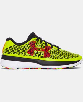 Boys' Grade School UA ClutchFit® RebelSpeed Running Shoes  1 Color $74.99