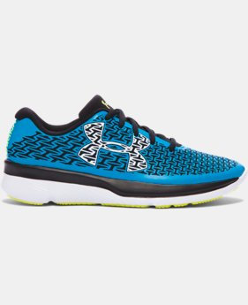 Boys' Grade School UA ClutchFit® RebelSpeed Running Shoes   $74.99