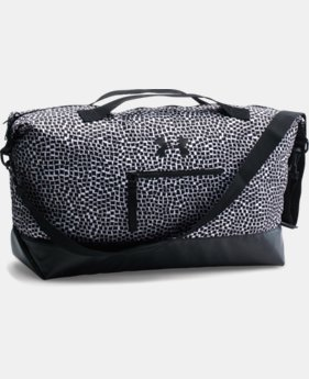 UA On The Run Weekender Bag  2 Colors $69.99