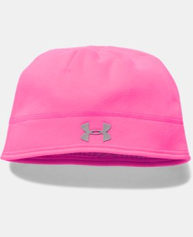 Girls' UA Elements Beanie  2 Colors $24.99