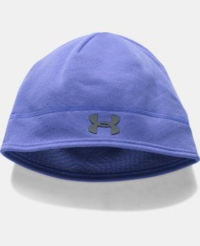 New Arrival Girls' UA Elements Beanie  1 Color $24.99
