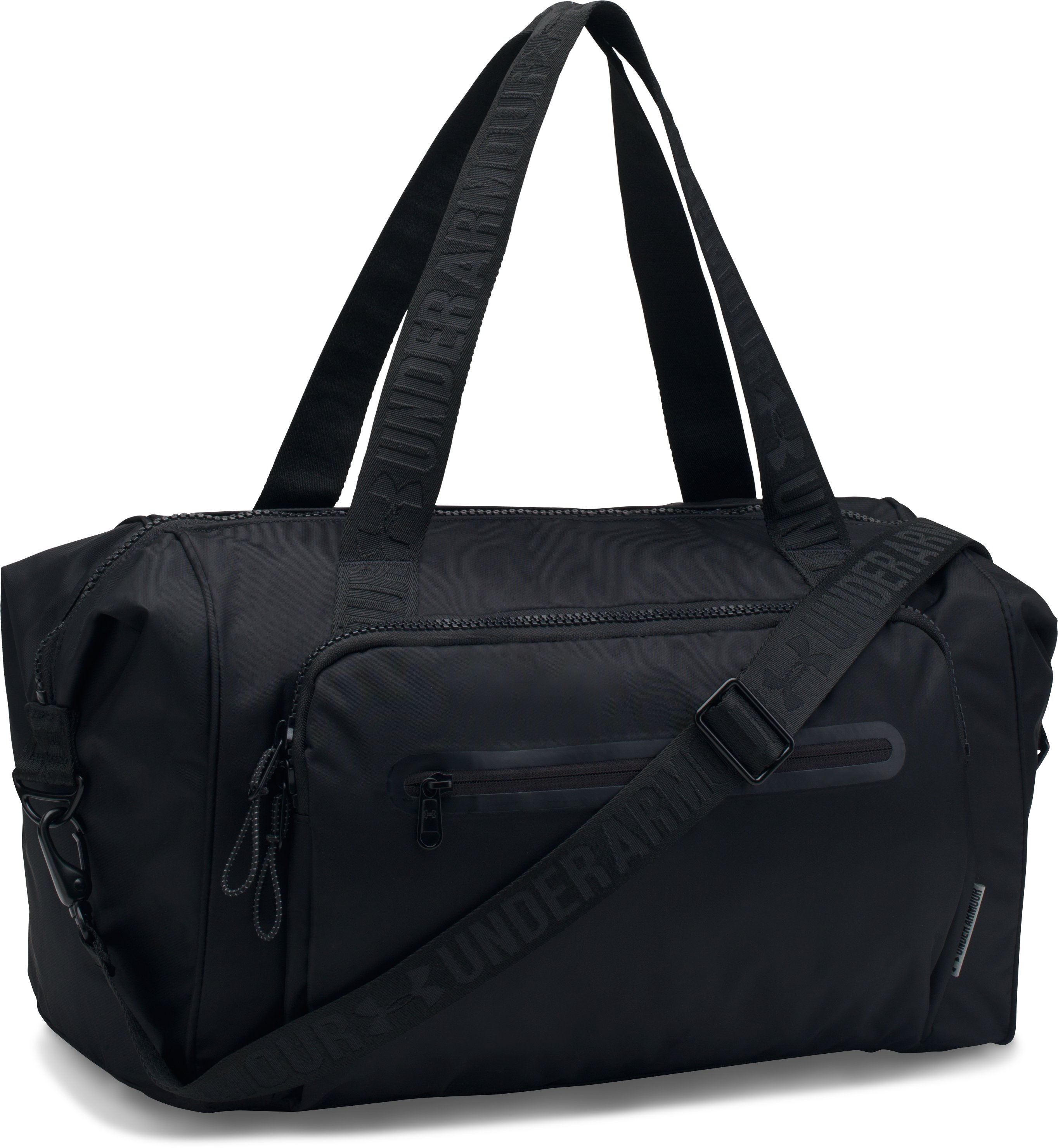 Women's UA Essentials Duffle, Black ,