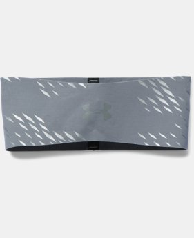 Women's UA No Breaks Reflective Headband  1 Color $31.99