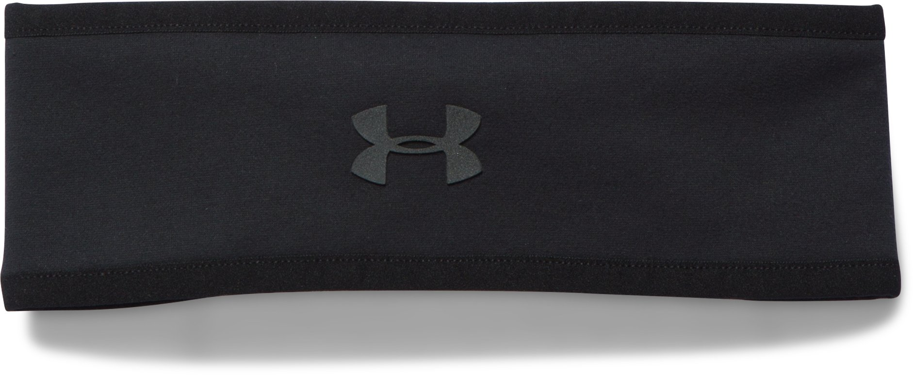 Women's UA Storm ColdGear® Infrared Fleece Headband, Black