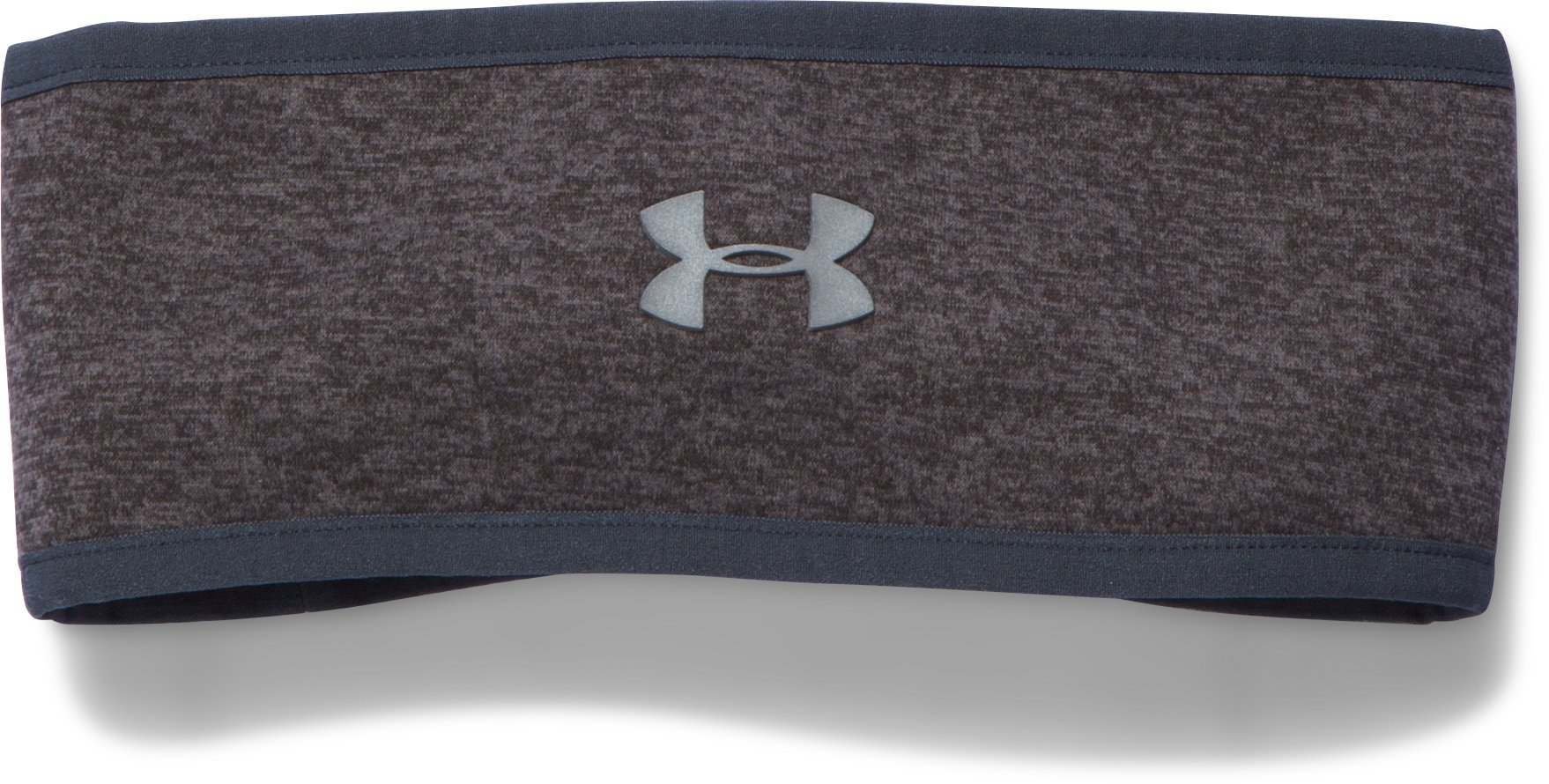 Women's UA Storm ColdGear® Infrared Fleece Headband, Charcoal,