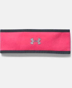 Women's UA Elements Fleece Headband  3 Colors $12.74 to $14.24