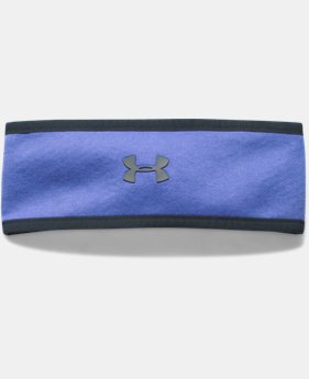 Women's UA Elements Fleece Headband  2 Colors $14.99 to $18.99
