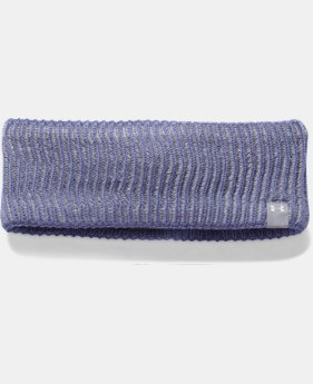 Women's UA Run Reflective Knit Headband  1 Color $12.74 to $17.24