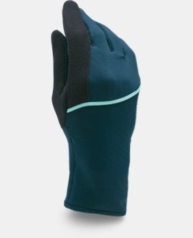 New Arrival  Women's UA No Breaks ColdGear® Infrared Liner Gloves  1 Color $34.99