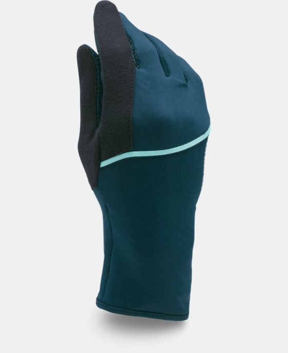 New Arrival  Women's UA No Breaks ColdGear® Infrared Liner Gloves  3 Colors $34.99