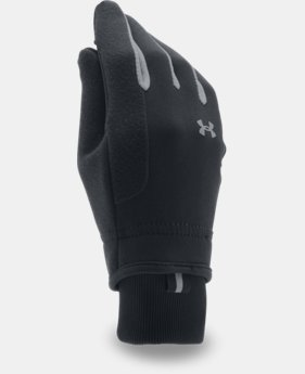 New Arrival Women's UA No Breaks ColdGear® Infrared Softshell Glove  1 Color $44.99