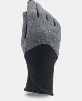 Women's UA ColdGear® Infrared Fleece Gloves  1  Color Available $34.99