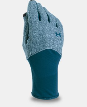 Women's UA ColdGear® Infrared Fleece Gloves  1  Color Available $17.99