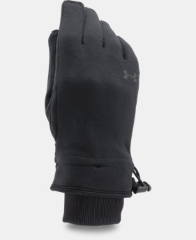 New Arrival  Women's UA Elements Fleece Gloves  1 Color $44.99